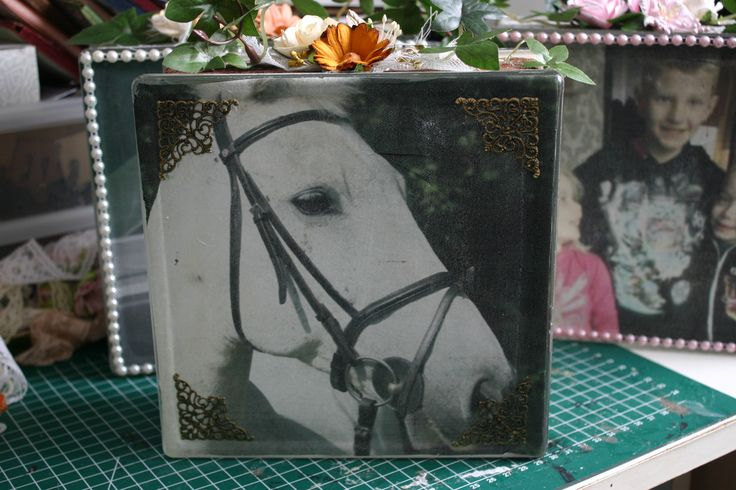 and another lovely  horse made for a costumer