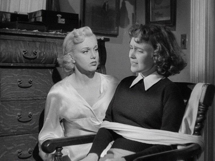 Union Station (1950) Film Noir,  Jan Sterling,  Allene Roberts