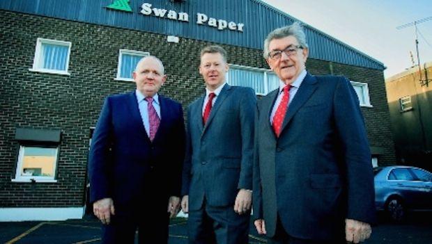 Antalis buys Irish paper merchant Swan Paper