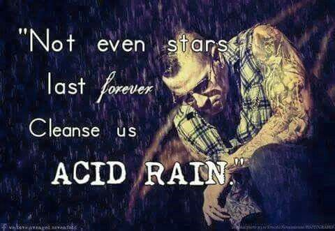 Avenged Sevenfold -Acid Rain