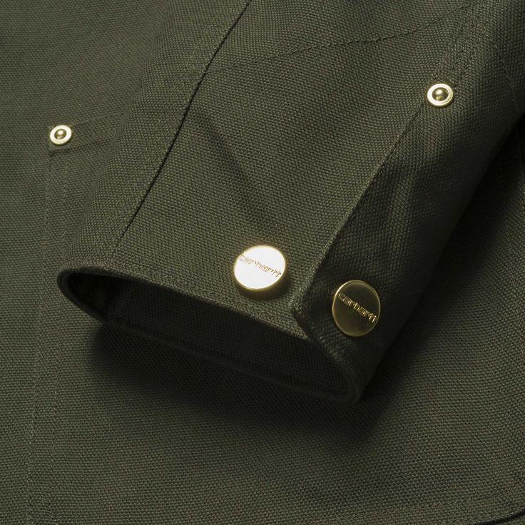 Carhartt WIP Michigan Chore Coat | carhartt-wip.com