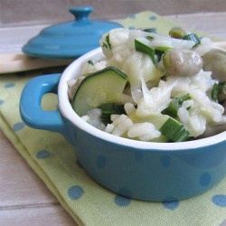 Spring Risotto- I have to try this