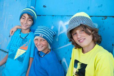 Myboshi mutsen: ook hip voor kids. DIY!