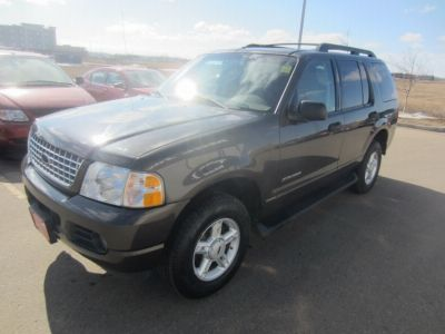 2005 Ford Explorer is located at our Red Deer location!