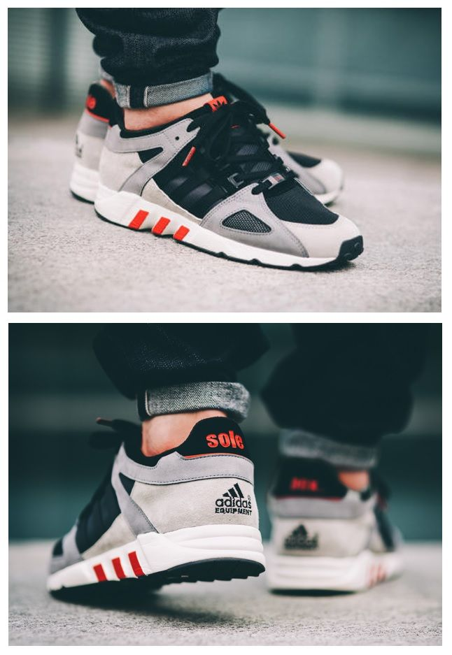 Solebox x adidas EQT Running Guidance '93
