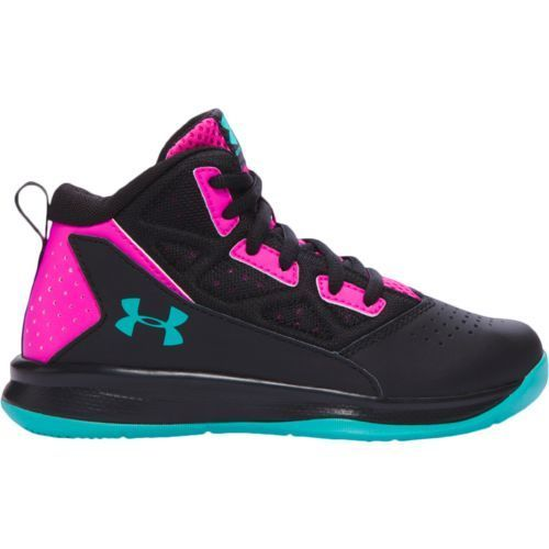 Kid Under Armour Wrestling Shoes