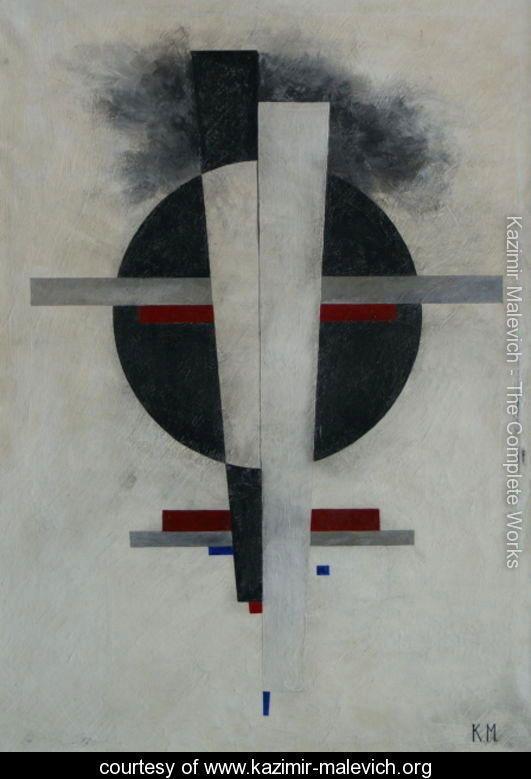 Suprematic - Kazimir Severinovich Malevich - www.kazimir-malevich.org