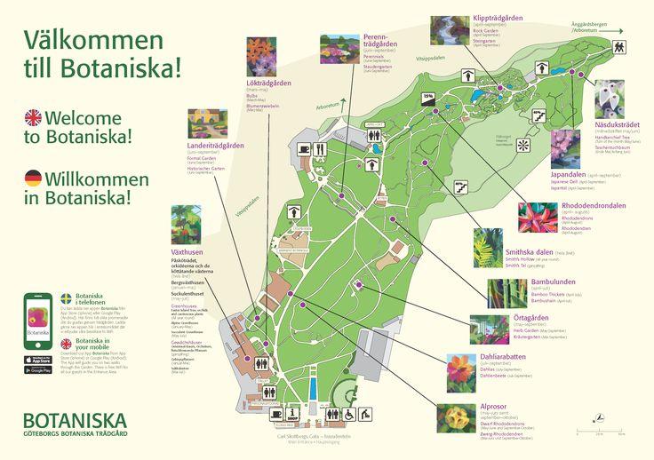 The Garden - Botaniska - Göteborgs botaniska trädgård