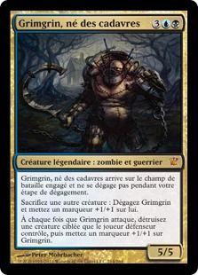 Grimgrin, né des cadavres (Grimgrin, Corpse-Born)