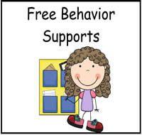 Free Behavior Supports