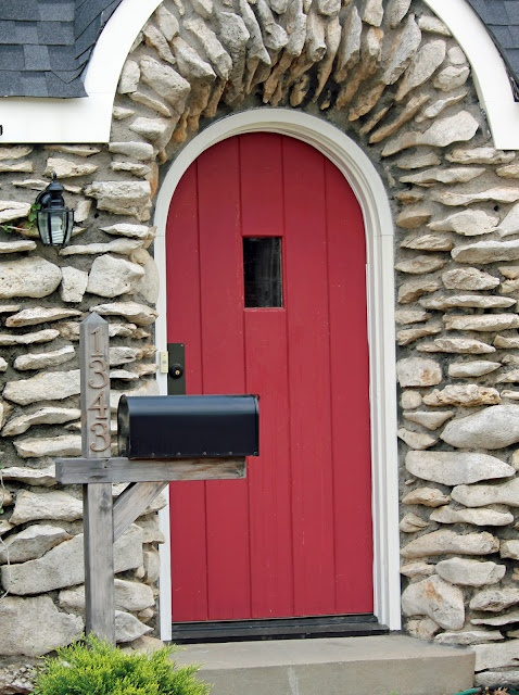 Red Doors Stone : Best images about sustainable house stone on pinterest