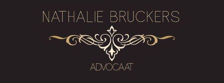 Logo Advocaat Nathalie Bruckers