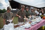 The annual Sugar Foot Farm dove shoot in Marengo County marks the beginning of dove season with a time of congregation and celebration.