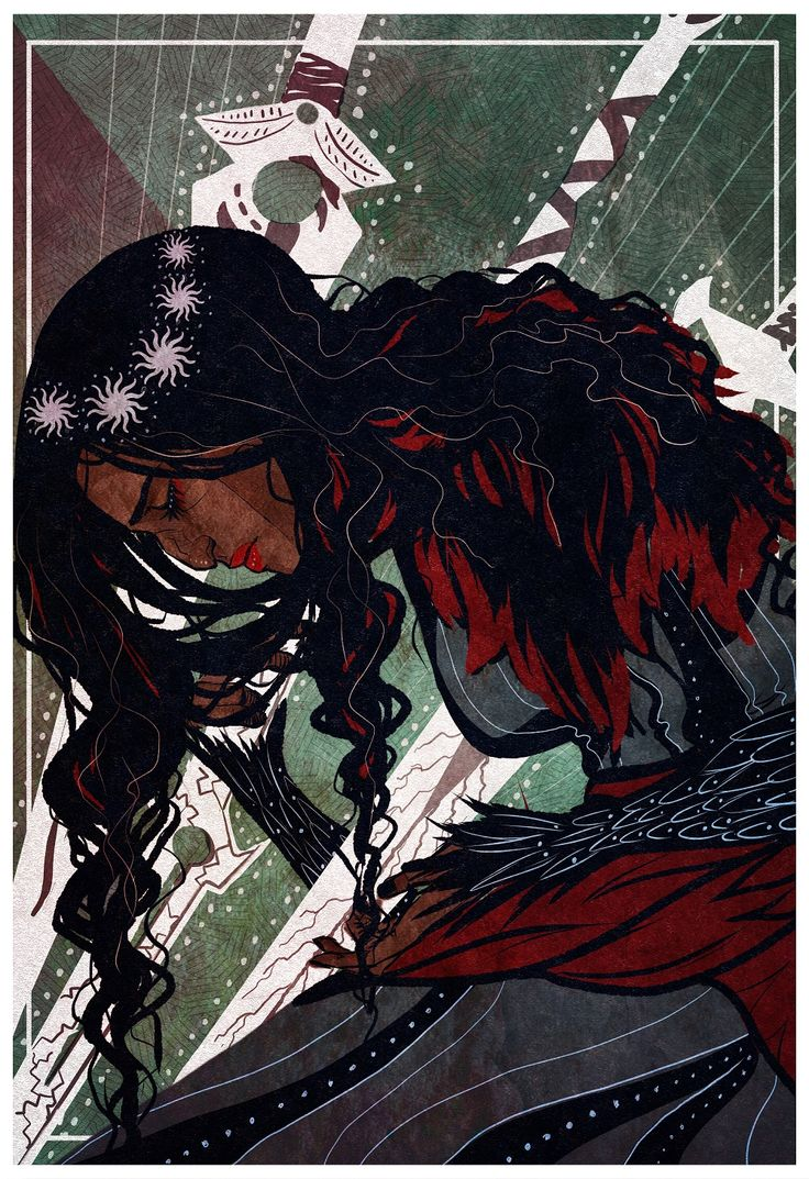 Three of Swords Sorrow Tarot card for Ismat Hawke The