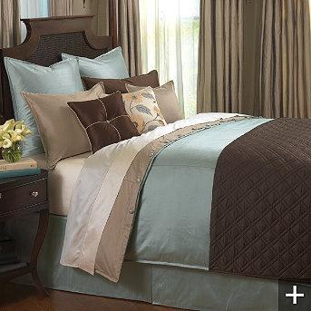 briseyda bedding collection cream bedroomsbrown - Brown And Cream Bedroom Ideas