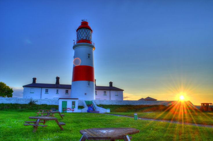 Lighthouse HDR