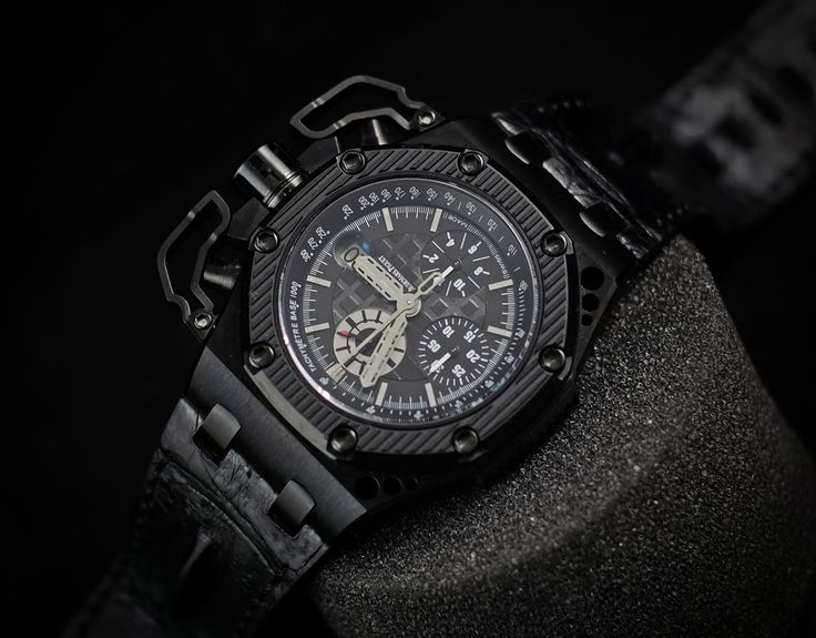 """Audemars Piguet RoyalOakOffshore """"SurvivorAllBlack"""" LimitedEdition  Ref. No.  26165IO.OO.A002CA.01 Movement  Automatic Case Material  Ceramic Case Diameter  42 mm Bracelet Material  Rubber Functions Chronograph, Date Condition: 95% (Fullset box manual paper)  WE ARE BASED AT JAKARTA please contact us for any inquiry : whatsapp : +6285723925777 blackberry pin : 2bf5e6b9 #AUDEMARSPIGUET #HOROLOGIE #WATCHFORSALE #FORSALE #LUXURY #LUXURYWATCH #BILLION #MILLION #VVIP"""