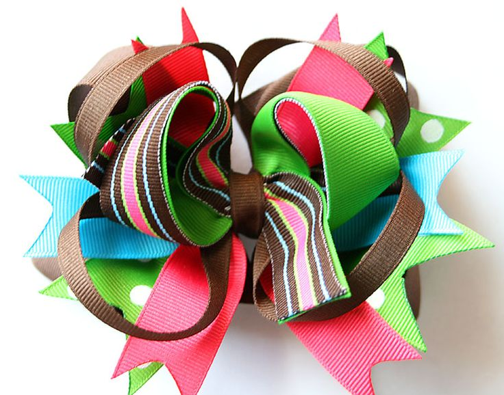 tutorial for hairbow