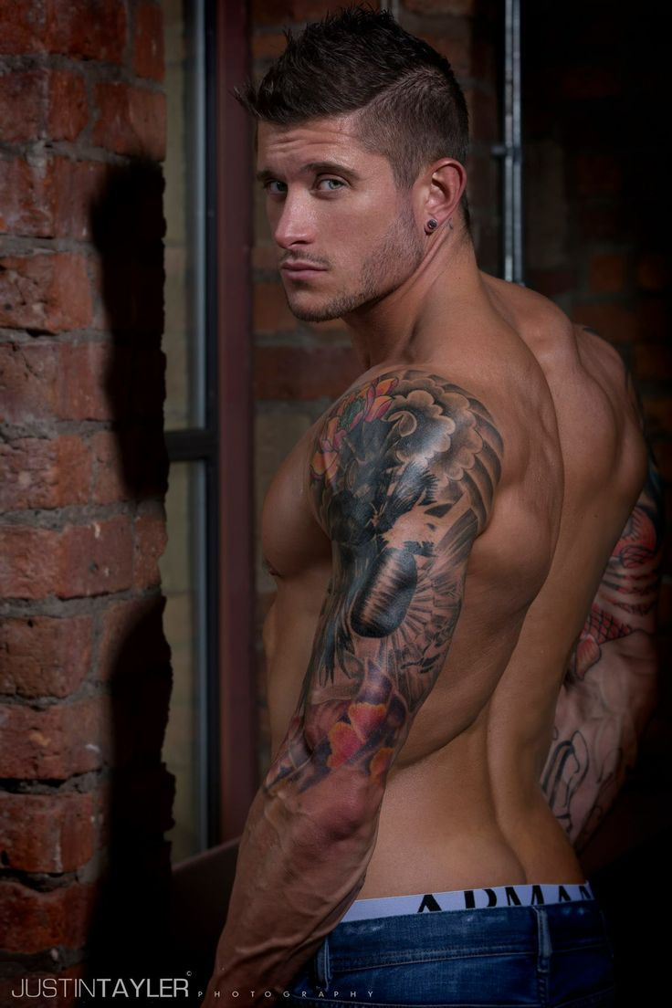 Randy orton tattoos celebritiestattooed com - I Don T Know Who You Are But If You Have Muscles Tattoos