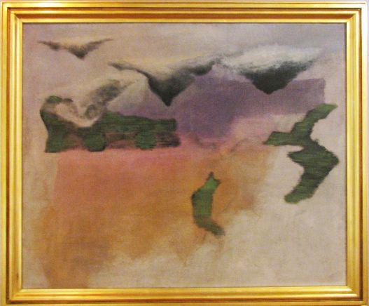 Josef Šíma - Landscape #painting #art #Czechia