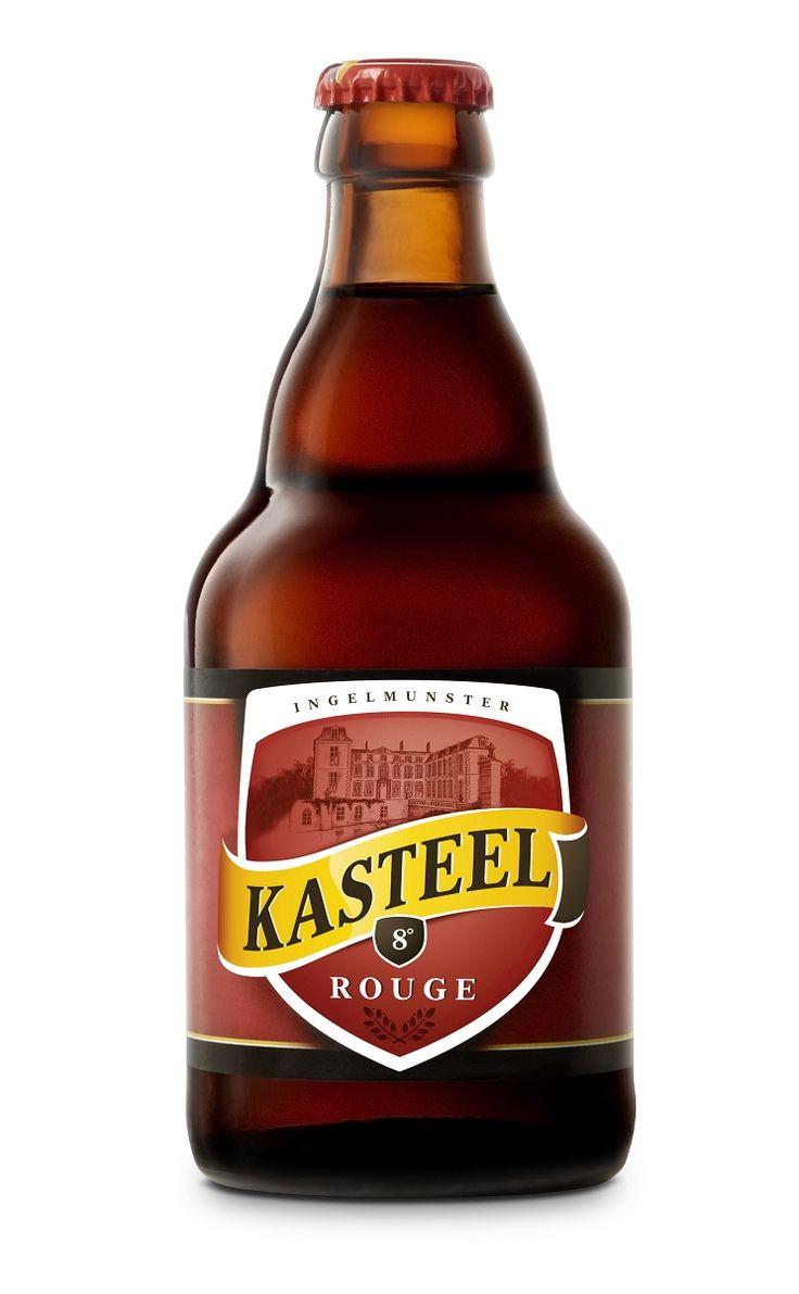 Kasteel Rouge, Fruit Beer 8,0% ABV (Brewery Van Honsebrouck, Bélgica) [septiembre 2016]