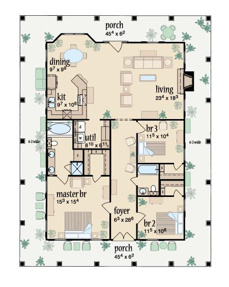 The Perfect House Plan 933 best house plans: small(er) images on pinterest | house