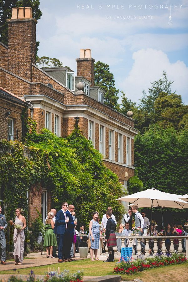 High Elm Manor, Watford Hertfordshire wedding