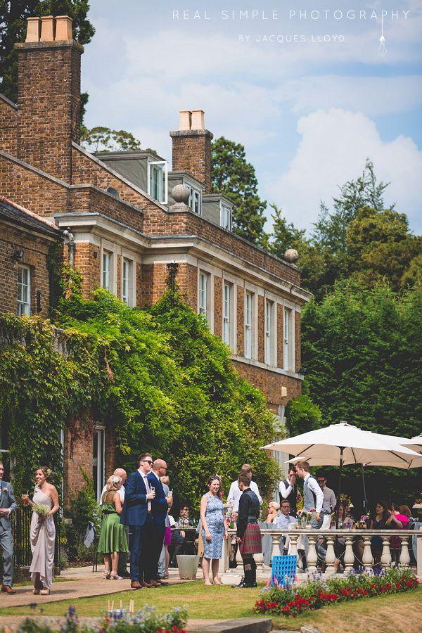 High Elm Manor, Watford Hertfordshire wedding