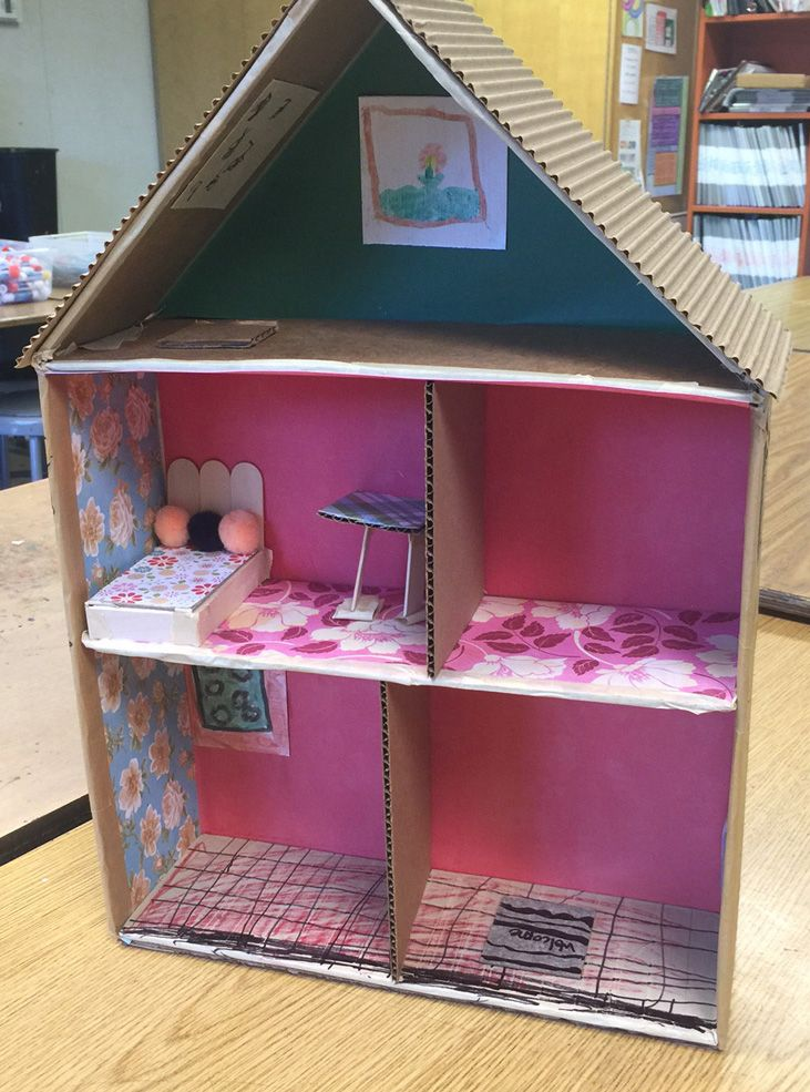 Chipboard Boxes For Crafting ~ Ideas about cardboard houses on pinterest
