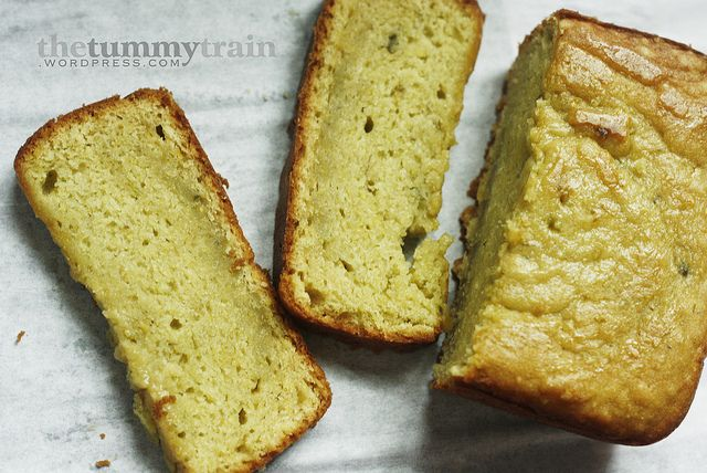 Avocado Pound Cake | Cakes | Pinterest