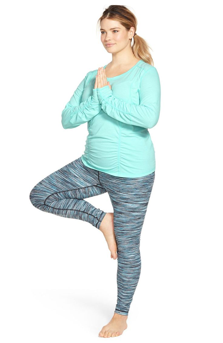 zella_nordstrom_activewear  Check out our amazing collection of plus size leggings at http://wholesaleplussize.clothing/