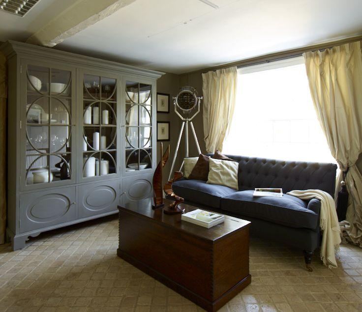 Chalon Display Cabinet
