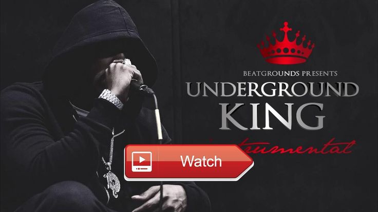 Underground KING Free Hip Hop Instrumental  Tired of YouTube or Twitch taking off your videos because you used copyrighted music 1 Royalty Free Instrumentals