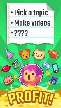 Vlogger Go Viral | Tapps Games