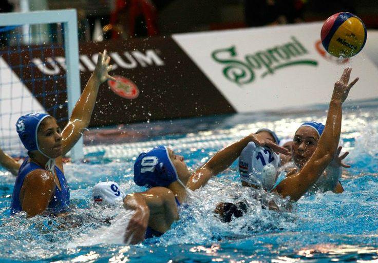 Έτοιμη η Eθνική γυναικών #waterpolo #watersports #girlsinsports