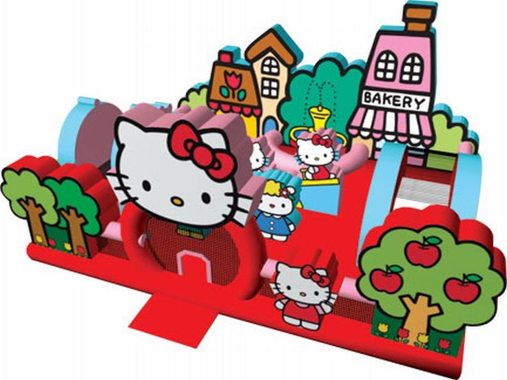 Buy cheap and high-quality Inflatable Hello Kitty Toddler. On this product details page, you can find best and discount Inflatable Toys for sale in 365inflatable.com.au