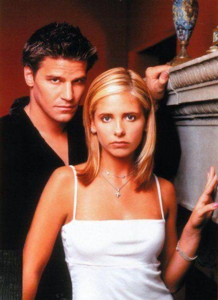 Photos - Buffy - Season 3 - Cast Promotional Photos - 001 ...