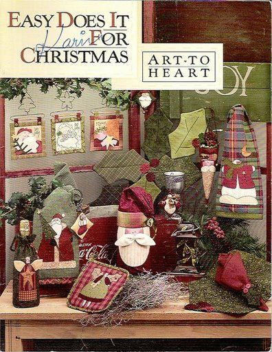 Easy does it for christmans - Art to heart - Zelda Rosa - Álbumes web de Picasa