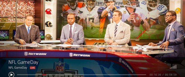 NFL RedZone is also available, but it'll cost you a bit more to see all of the…