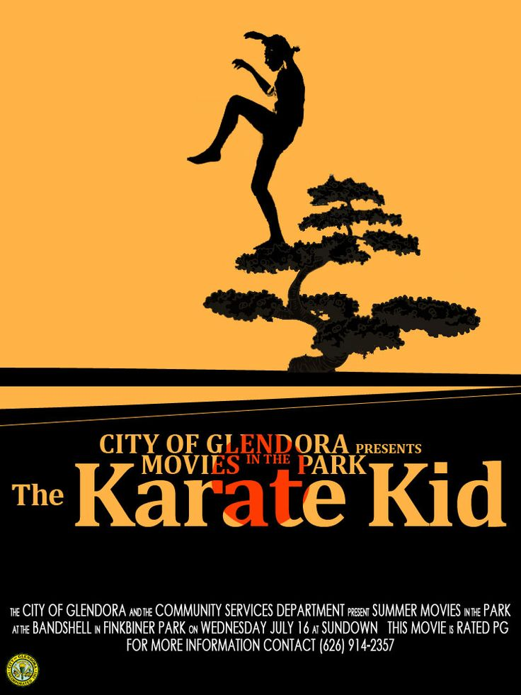 2014 Summer Movie in the Park | The Karate Kid