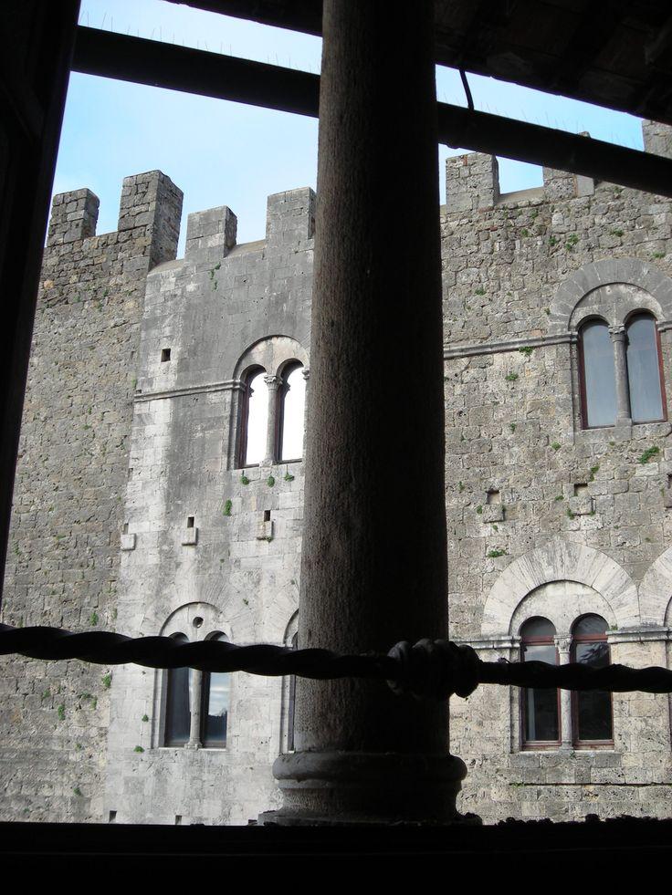 Palazzo Comunale, Massa Marititma