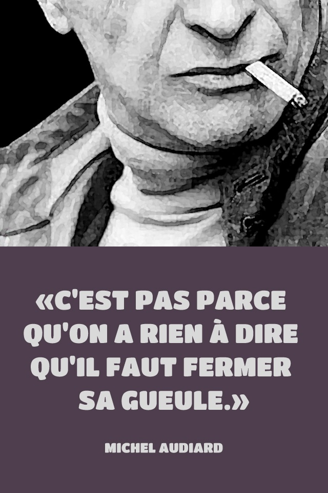 #quotes, #citations, #pixword, #audiard