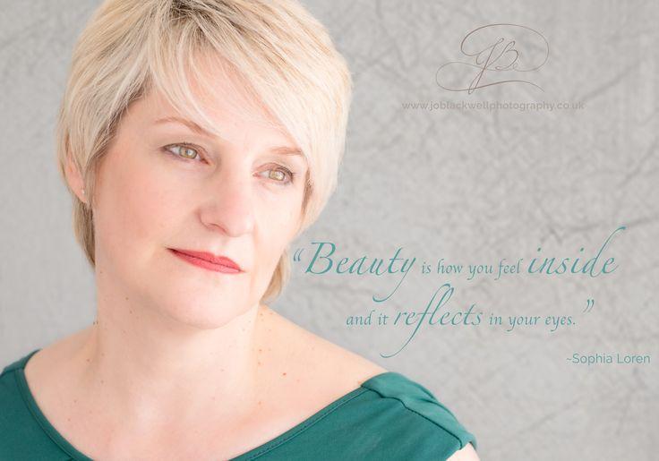 Let your inner beauty shine!
