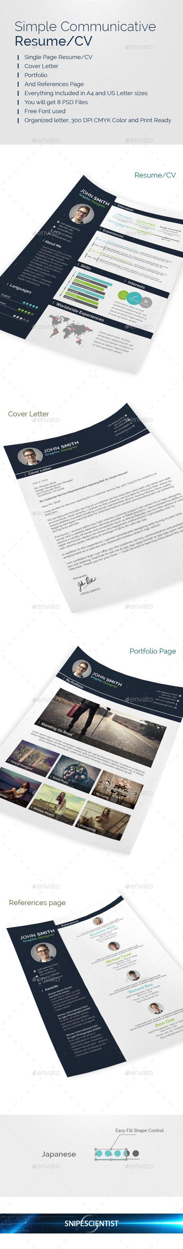 17 best ideas about simple resume resume design cv 17 best ideas about simple resume resume design cv design and graphic designer resume