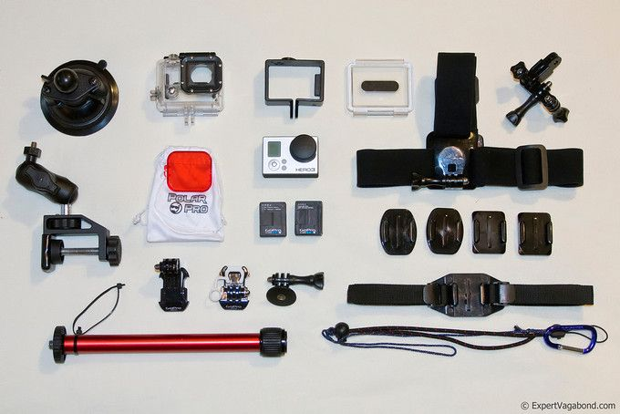 GoPro Must Have Accessories for Travel - definitely worth a read for all the GoPro fans out there