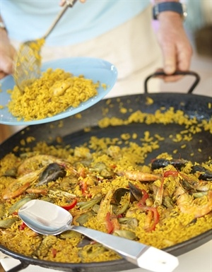 114 best paella recipes images on pinterest cooking recipes jos luis paella if you like sea food you will love paella forumfinder Images