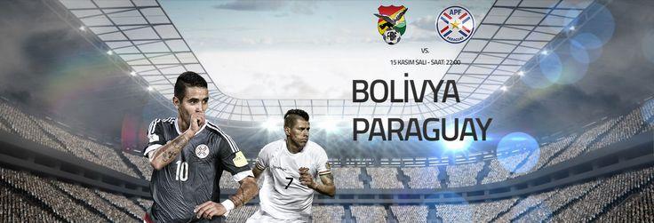 Bolivya – Paraguay 2018 #DünyaKupası Elemeleri Güney Amerika Grubu'nda liderin takibine devam etmekte olan #Paraguay mutlak üç puan için #Bolivya deplasmanına çıkıyor. Grupta son sırada bulunan Bolivya'nın matematiksel olarak hiç şansı kalmadı. Sizler için #Enyüksekbahisoranları ve #Canlıbahis seçeneklerimiz #Betend'de. Bolivya (2,39) – Beraberlik (3,16) – Paraguay (2,90)  Bugün: 23.00 http://betend40.com