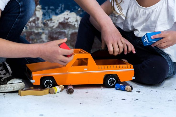iconic toy ute  by Make Me Iconic   $89.99