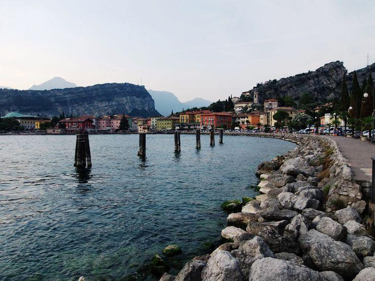 Il primo giorno si passerà da Torbole un fantastico borgo a nord del lago di Garda