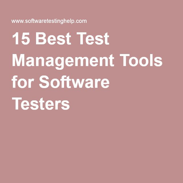 15 Best Test Management Tools for Software Testers